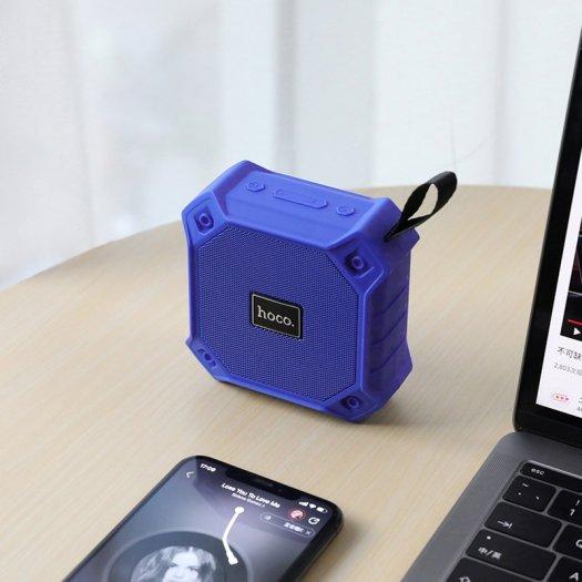 Loa Thể Thao Bluetooth Hoco BS34 Chống Nước ,hỗ trợ thẻ nhớ, cổng USB và cổng âm thanh AUX 3.5mm8