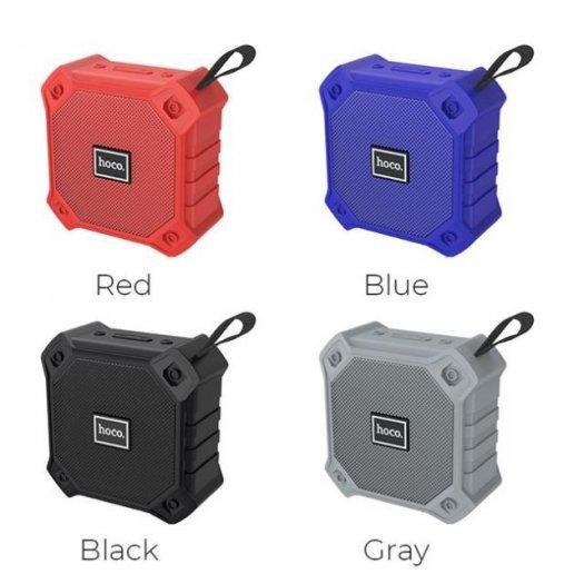 Loa Thể Thao Bluetooth Hoco BS34 Chống Nước ,hỗ trợ thẻ nhớ, cổng USB và cổng âm thanh AUX 3.5mm3