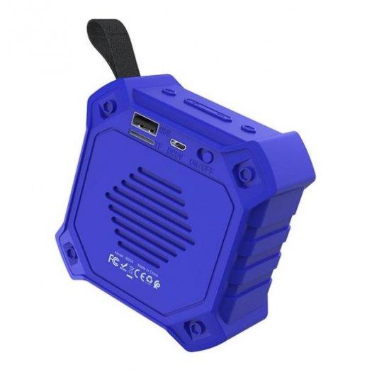 Loa Thể Thao Bluetooth Hoco BS34 Chống Nước ,hỗ trợ thẻ nhớ, cổng USB và cổng âm thanh AUX 3.5mm2