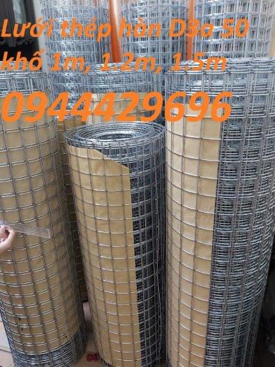 Lưới thép hàn D3 a 50 khổ 1.5m13