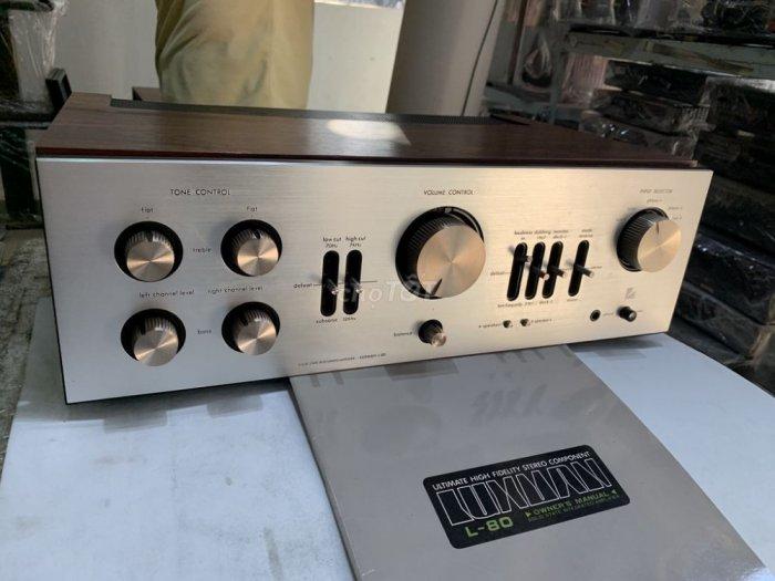 Chuyên bán loa Luxman L80 (USA) đẹp long lanh , hàng đẹp ,không chỉnh sửa .6