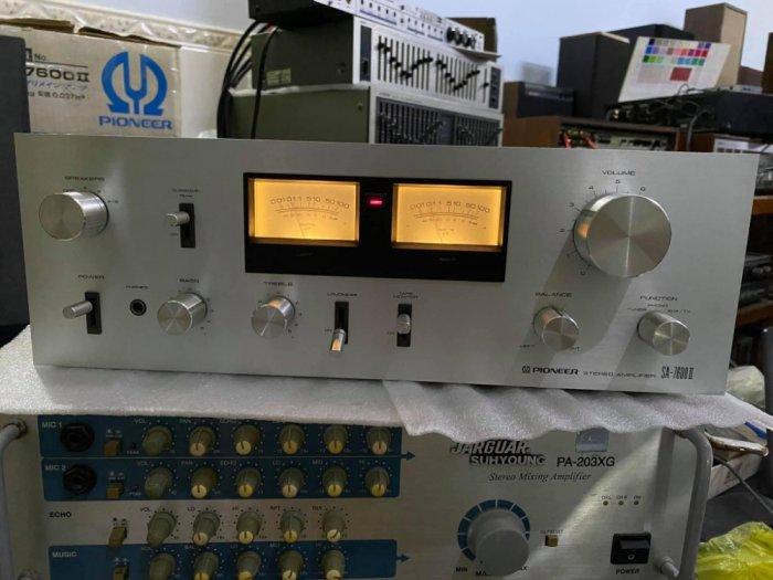 AMPLI PIONEER SA-7600II JAPAN7
