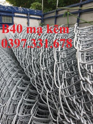 Sản xuất lưới B40, B40 mạ kẽm, B40 bọc nhựa khổ 1m, 1,2m, 1,5m, 1,8m... mới 100%1