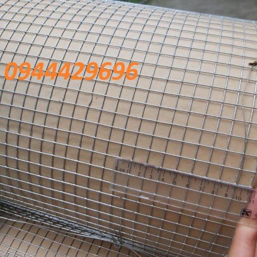 Lưới thép hàn dây 1.5ly ô 12x12 khổ 1m,1.2m  mạ nhúng nóng6