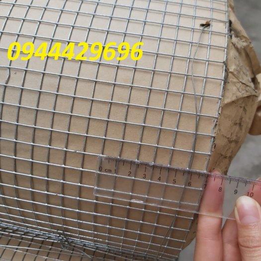 Lưới thép hàn dây 1.5ly ô 12x12 khổ 1m,1.2m  mạ nhúng nóng5