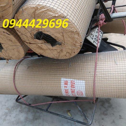 Lưới thép hàn dây 1.5ly ô 12x12 khổ 1m,1.2m  mạ nhúng nóng4