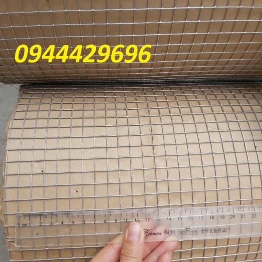 Lưới thép hàn dây 1.5ly ô 12x12 khổ 1m,1.2m  mạ nhúng nóng0