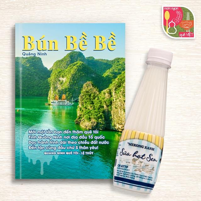 Sữa Hạt Sen Mekong Xanh…Thức Uống Dinh Dưỡng8