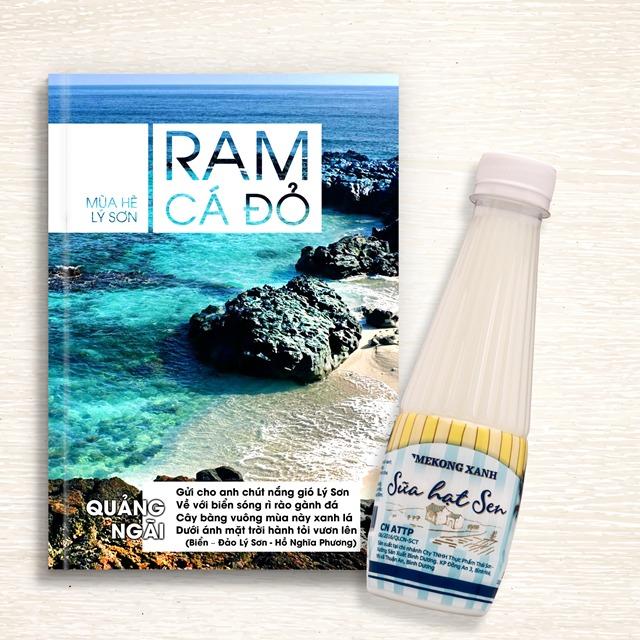 Sữa Hạt Sen Mekong Xanh…Thức Uống Dinh Dưỡng6