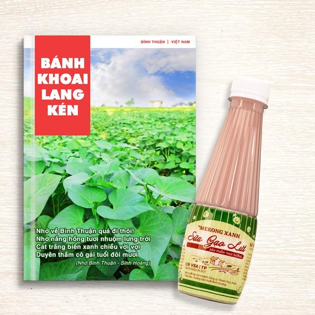 Sữa Hạt Sen Mekong Xanh…Thức Uống Dinh Dưỡng5