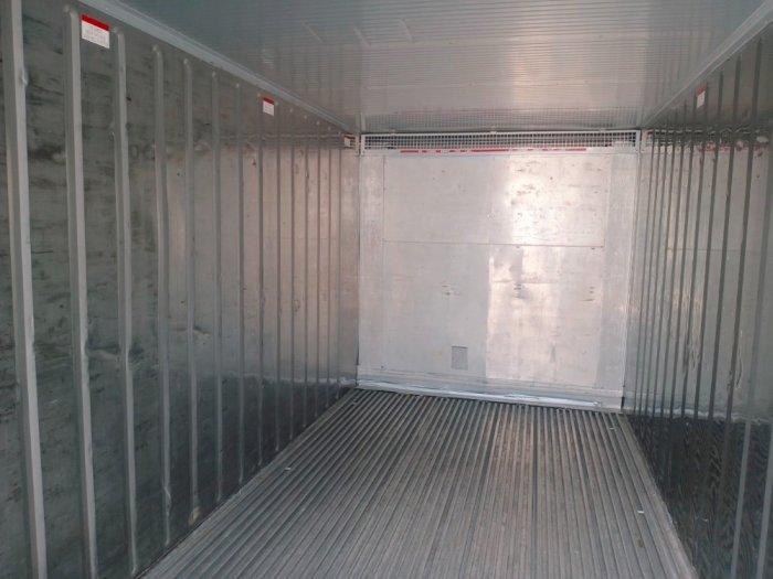 Container lạnh 20feet Nhật Bản1