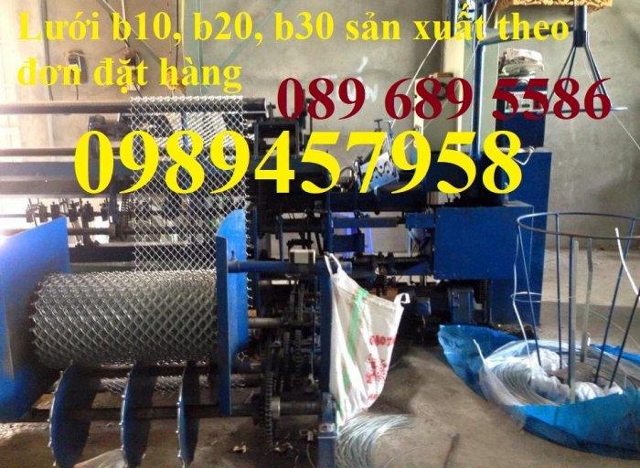 Nơi bán Lưới thép B10 và B20 ô 10x10, 20x20 giá rẻ6