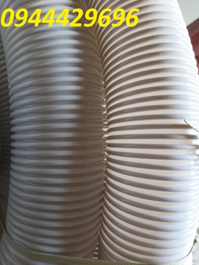 Ống hút gió, ống hút khí nhà xưởng gân thép phi 50,. 80, 90, 114, 120, 150, 2003