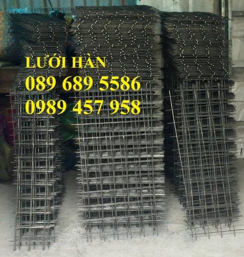 Bán Lưới đổ bê tông phi 3 chống thấm và chống nứt , Lưới thép hàn phi 4 50x50, 100x1000