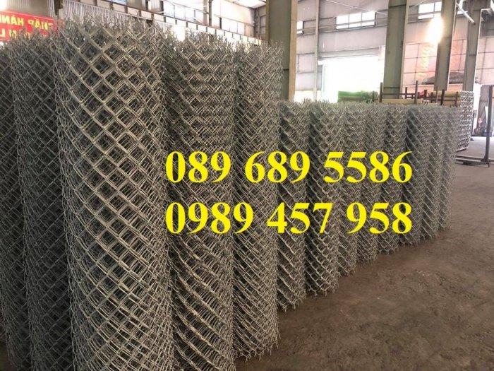 Lưới hàng rào B10, B20, B30, Hàng rào chăn nuôi mạ kẽm, Bọc nhựa 20x20, 30x303