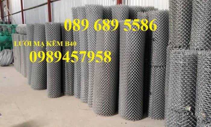 Lưới hàng rào B10, B20, B30, Hàng rào chăn nuôi mạ kẽm, Bọc nhựa 20x20, 30x302