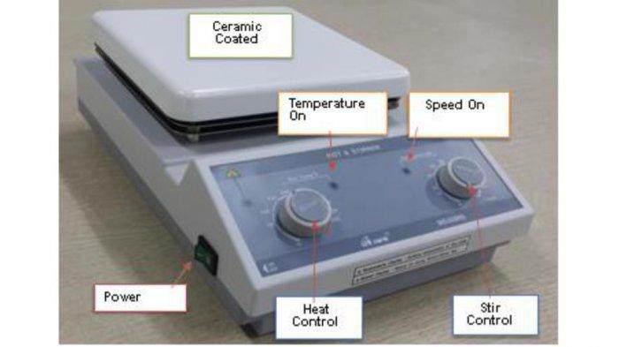 Máy khuấy từ gia nhiệt model HS12 - Misung Hàn Quốc0