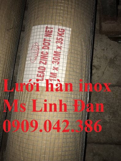 Báo giá lưới hàn inox, lưới hàn inox chử nhật, thông số lưới hàn inox, lưới hàn inox 304,9