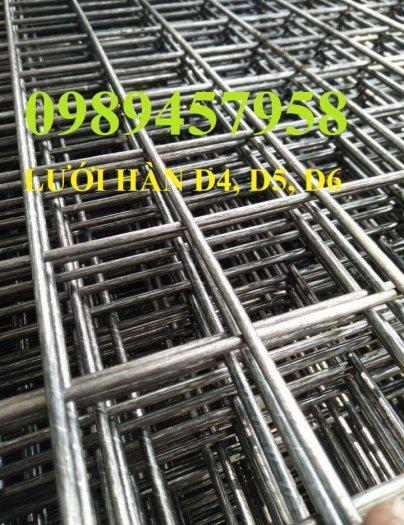 Sản xuất Lưới thép hàn phi 10 ô 200x200- lưới hàn chập phi 10 ô 200x2002