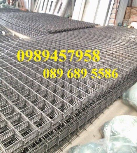 Sản xuất Lưới thép hàn phi 10 ô 200x200- lưới hàn chập phi 10 ô 200x2001