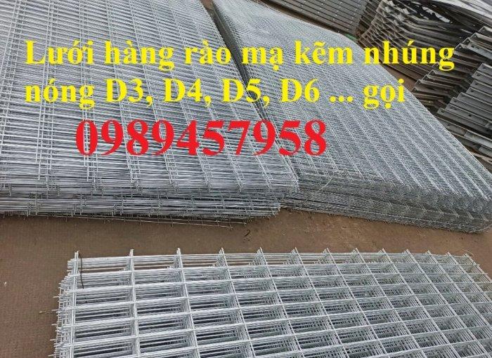 Hàng rào lưới thép hàn phi 5 ô 50*150, 50*200, 75*200 - Lưới thép hàng rào2