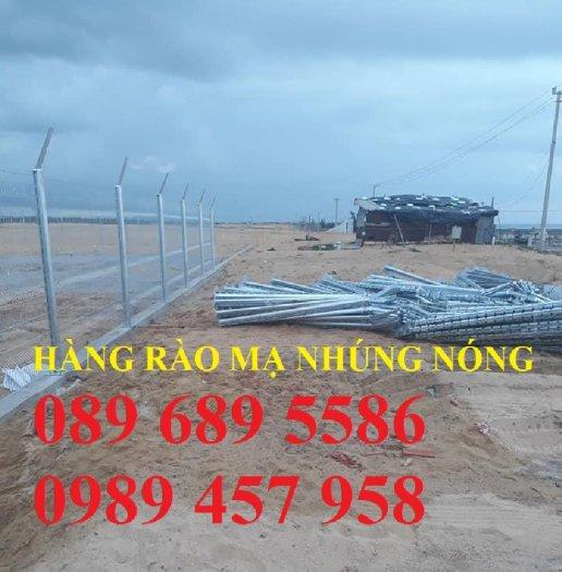 Hàng rào lưới thép hàn phi 5 ô 50*150, 50*200, 75*200 - Lưới thép hàng rào0