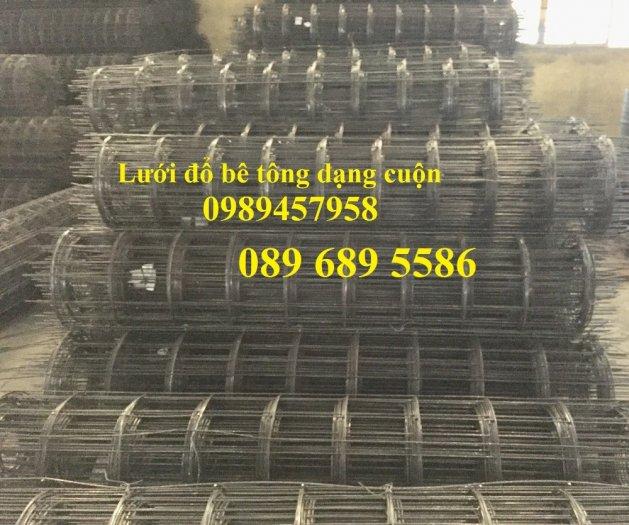 Nơi bán lưới thép hàn phi 4 ô 250x250, D4 a 200x200, A4 200x200, Sắt thép đổ sàn bê tông9