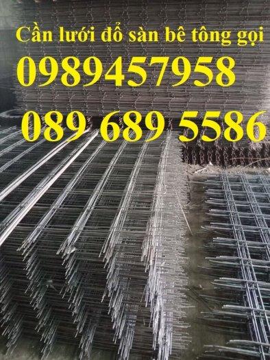 Nhà sản xuất Lưới thép hàn phi 6 ô 50x50, 100x100,  Lưới Thép hàng rào giá rẻ5