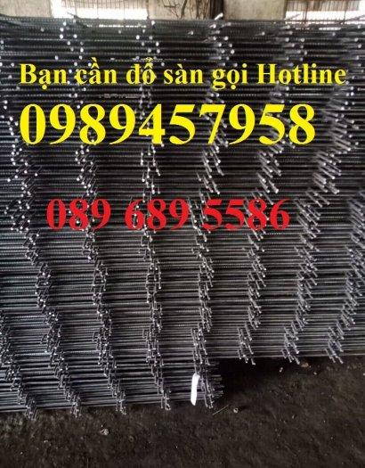Nhà sản xuất Lưới thép hàn phi 6 ô 50x50, 100x100,  Lưới Thép hàng rào giá rẻ4