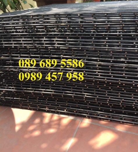 Nhà sản xuất Lưới thép hàn phi 6 ô 50x50, 100x100,  Lưới Thép hàng rào giá rẻ2