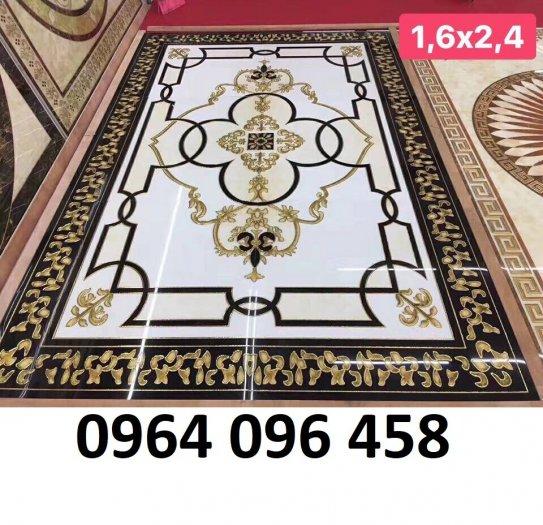 Gạch thảm lát nền tiền sảnh - 65CM4