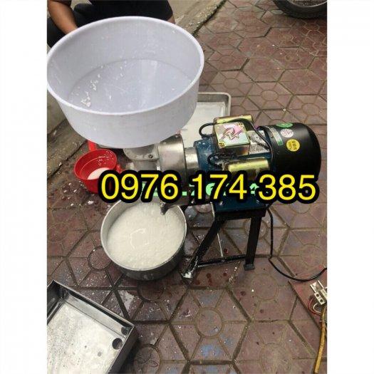 Máy nghiền bột gạo ướt đầu inox cao cấp0