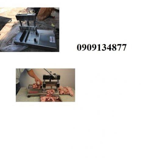 Máy chặt xương lợn, máy cắt thịt gà đông lạnh thủ công ST7000