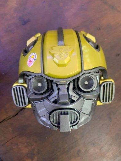 Loa Bluetooth Kiểu Dáng Transformers Bumblebee, Kiêm Đài FM, Âm Thanh Siêu Trầm Hay BH 3T6