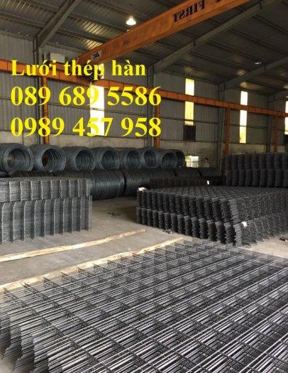 Lưới thép hàn A6 200x200, A8 200x200, A9, A10 ô 250x250 giá tốt5