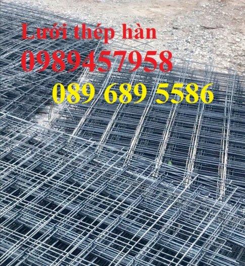 Lưới thép hàn A6 200x200, A8 200x200, A9, A10 ô 250x250 giá tốt0