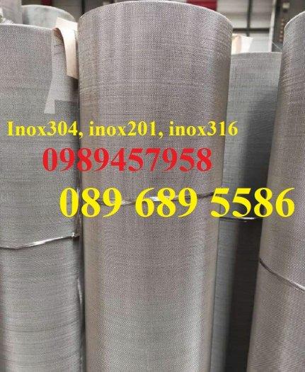 Lưới inox sấy thực phẩm, Lưới chống muỗi, Lưới lọc thực phẩm inox316, inox 2012