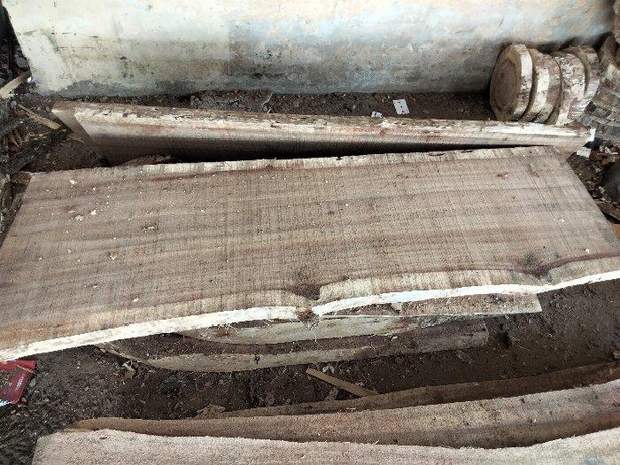 Mặt bàn gỗ me tây 55 dài 1.5 mét giá sỉ1