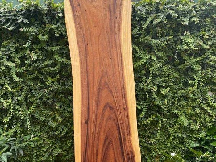 Mặt bàn gỗ me tây 55 dài 1.5 mét giá sỉ2