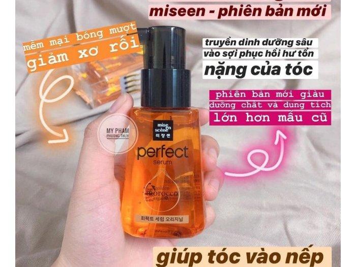 Serum dưỡng tóc MISE EN Hàn Quốc2