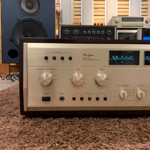 Ampli : Accuphase E303X8