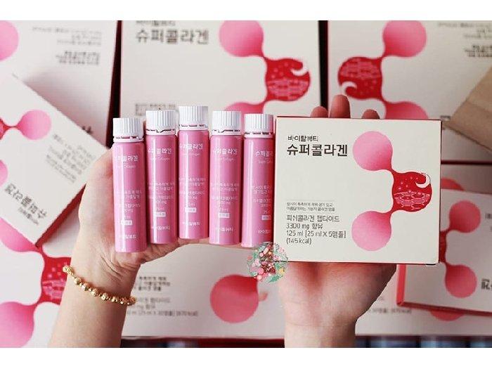 Nước uống VB Collagen Hàn Quốc0