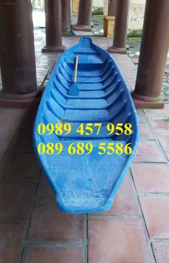 Xuồng câu cá 4m chở 3-4 người, Xuông chèo tay giá rẻ8
