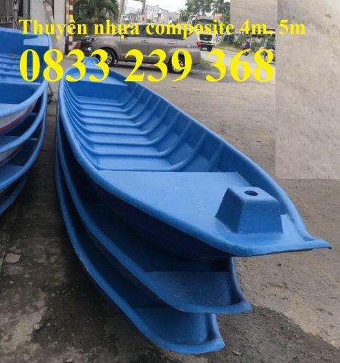 Thuyền/Cano chở 3-5 người giá rẻ, Xuồng lường vỏ, Võ Lãi giá tốt1