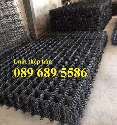 Thép phi 4 đổ sàn bê tông ô 200x200, D4 a 50x50 khổ 1,2mx2m, A4 ô 150x1503
