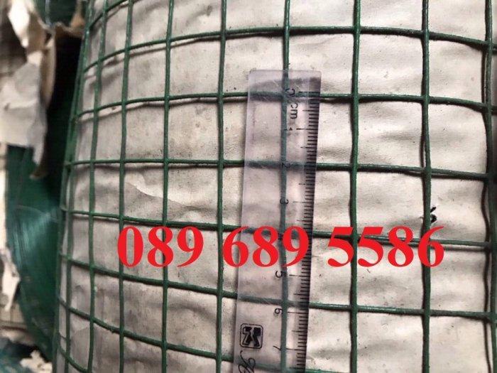 Lưới mạ kẽm phi 2 ô 25x25, 50x50, Lưới thép dây 1ly ô 10x10, 20x203