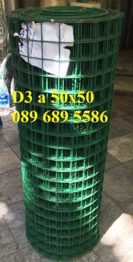 Lưới mạ kẽm phi 2 ô 25x25, 50x50, Lưới thép dây 1ly ô 10x10, 20x202