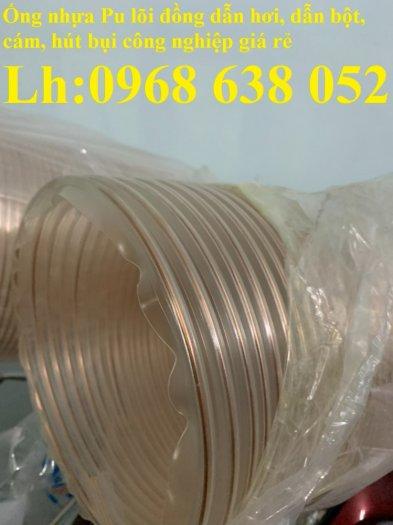 Mua ống nhựa Pu lõi kẽm mạ đồng1