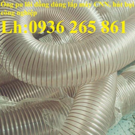 Mua ống Pu làm ống hút phế liệu trong ngành nông nghiệp, thuỷ hải sản20