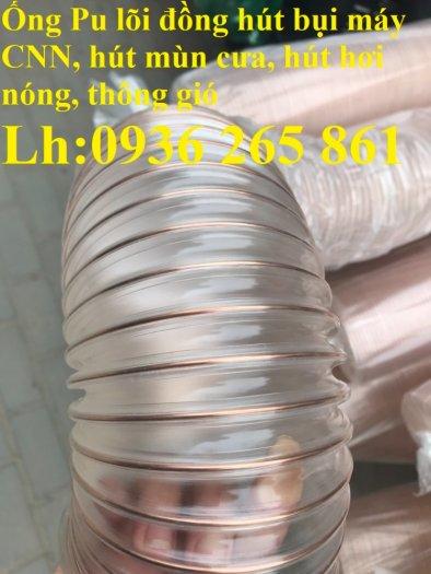 Mua ống Pu làm ống hút phế liệu trong ngành nông nghiệp, thuỷ hải sản6